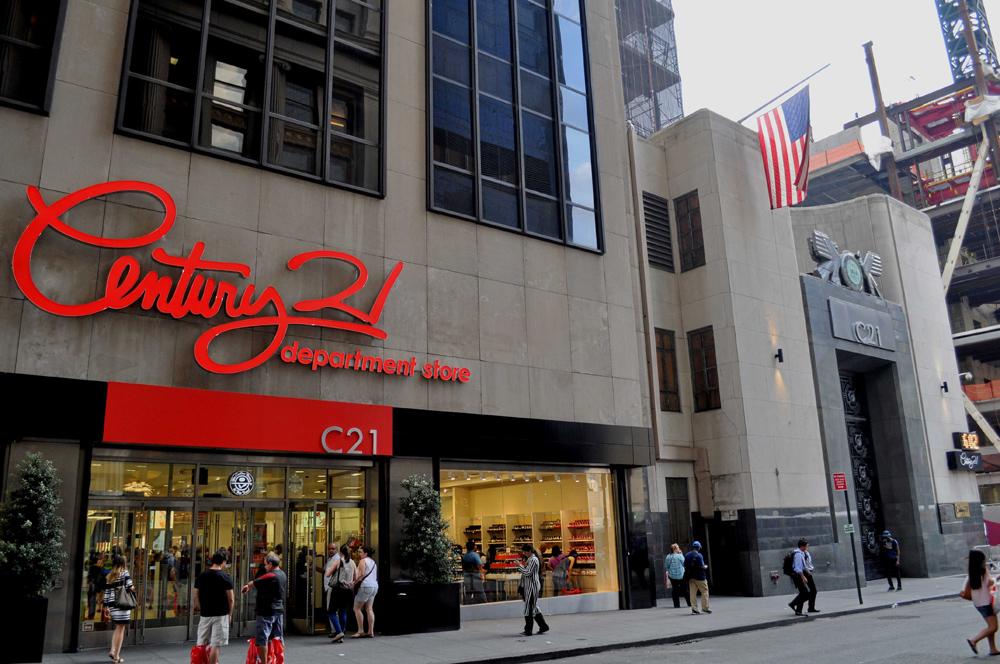 Century 21 Department Store Manhattan Sheldon Lobel Pc